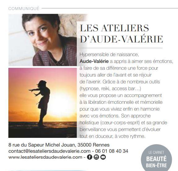 Article_magazine ELLE_75eme anniversaire_les ateliers d'Aude-Valerie